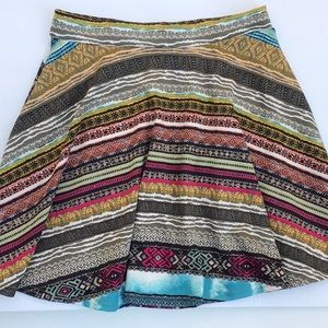 AMERICAN RAG CIE high waist Skater Skirt S small